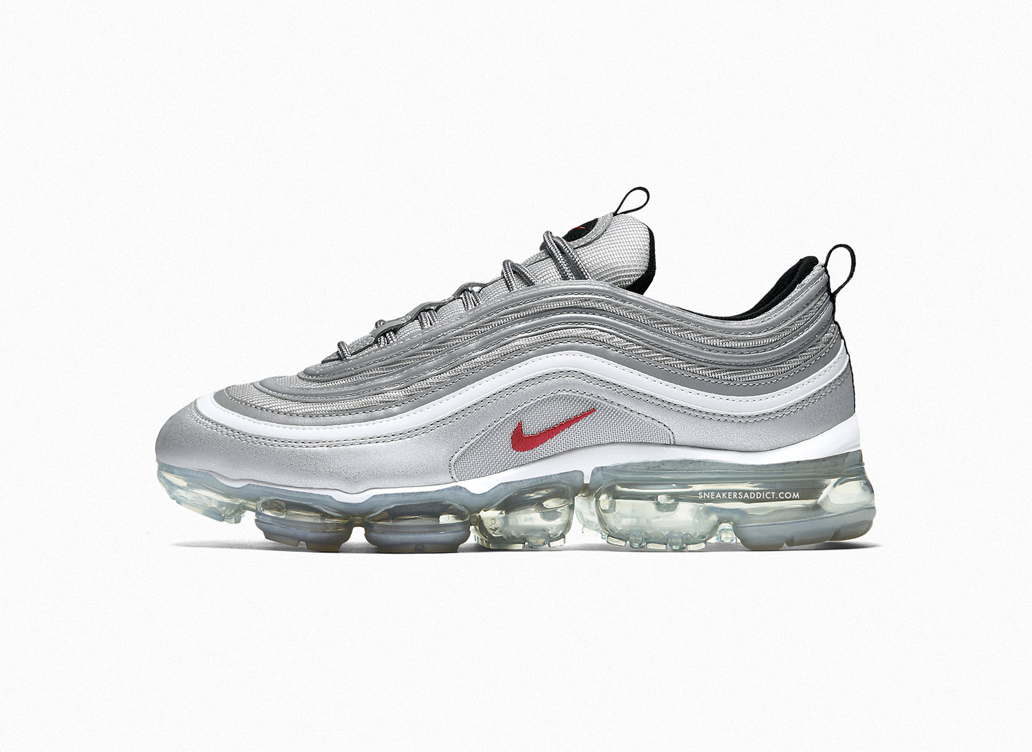 nike air vapormax 97 silver Wet Grass