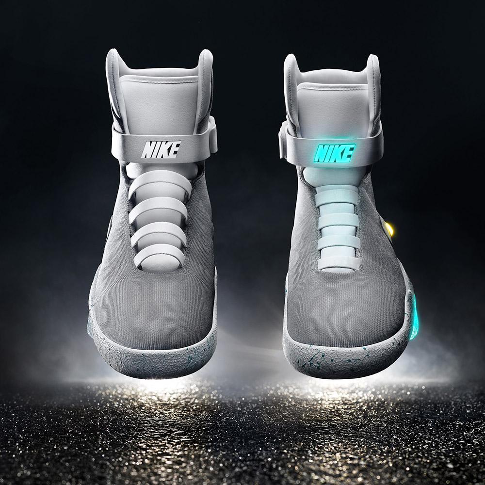 migliore a buon mercato 51ef4 29bc2 Nike Air Mag, la sneakers più costosa di sempre? - Wet Grass