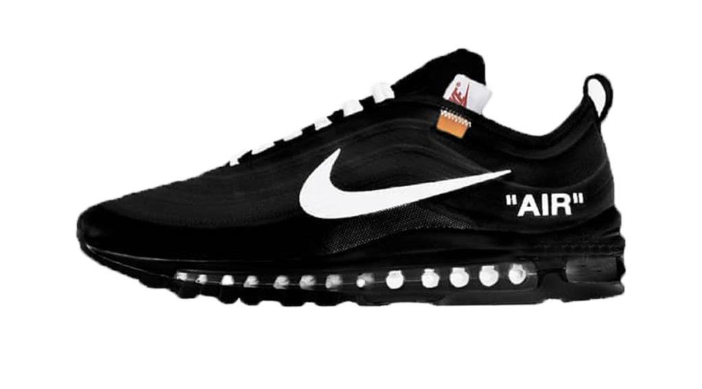 In uscita a ottobre le Off White X Nike Air Max 90 Black