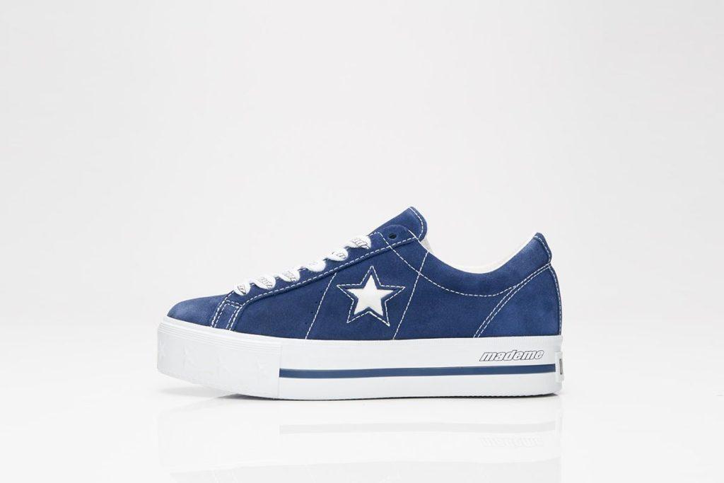 Converse-One-Star-Platform-MadeME-blue