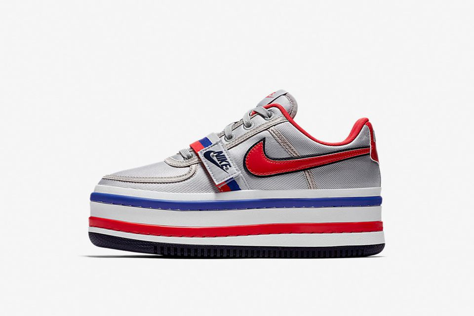 "Nike WMNS Vandal 2K ""Silver/Red/Blue/White"""